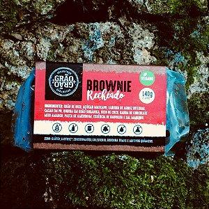 Brownie Recheado 140g - Grão + Grão