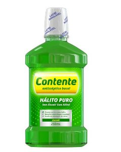 Antisséptico Bucal 250ml - Contente