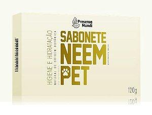 Sabonete de Neem Pet 120g - Preserva Mundi