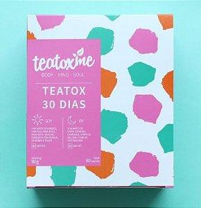 Teatox 30 dias - TeatoxMe