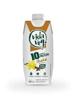 Shake de Côco Vegano 330ml - Vida Veg