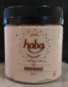 Sorvete Brownie 500ml - Hoba