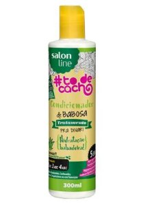 Condicionador de Babosa 300ml - Salon Line