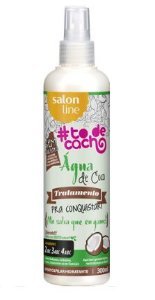 Spray Capilar Água de Côco 300ml  - Salon Line