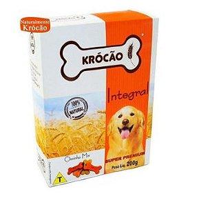 Biscoito Integral Ossinho Mix - Krócão