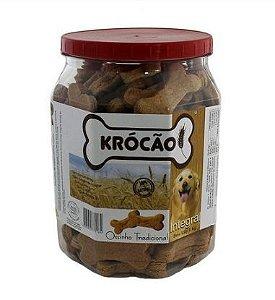 Biscoito Integral Ossinho Tradicional - Krócão