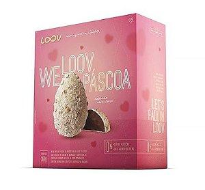 Ovo de Páscoa Loov c/ Recheio de Gianduia 300g - Chocolife