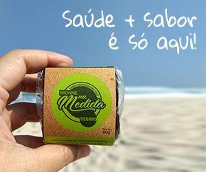 Brownie Funcional Vegano 80g - Na Medida