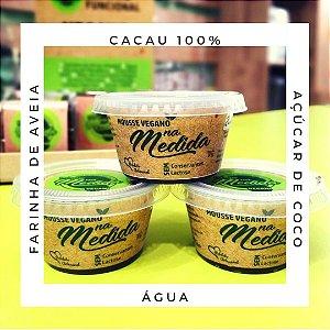 Mousse Vegano 80g - Na Medida
