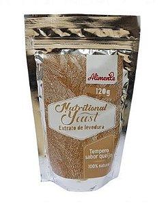Nutritional Yeast Sabor Queijo 120g - Alimente
