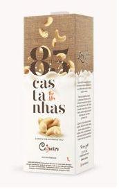 Kit Leite 85 Castanhas + Leite Toasted - Cajueiro