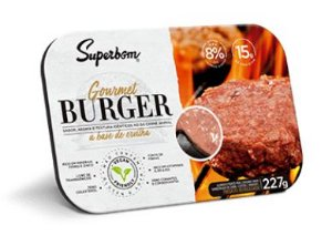 Hamburguer Gourmet 227g - Superbom