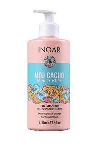 Pré-Shampoo Meu Cacho, Meu Crush 400ml - Inoar