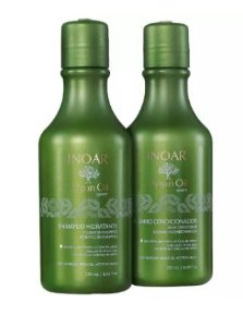 Kit Shampoo + Condicionador Argan Oil - Inoar