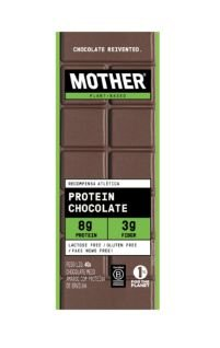 Barra de Chocolate Protéica 40g - Mother Nutrients