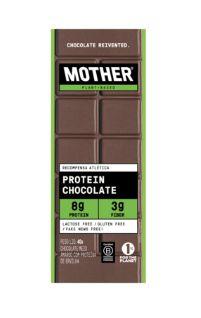 Barra de Chocolate Protéica 40g - Mother Nutrients