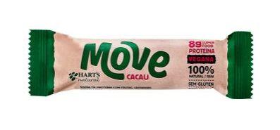Barrinha de Proteína Move Cacau 40g - Hart's