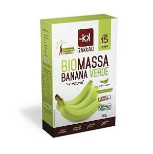 Biomassa de Banana Verde 250g - Rakkau