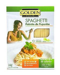 Spaghetti de Palmito Pupunha 255g - Golden Palm