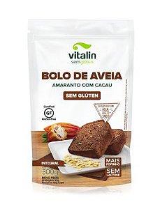 Mistura p/ Bolo de Aveia Sem Glúten 70g - Vitalin