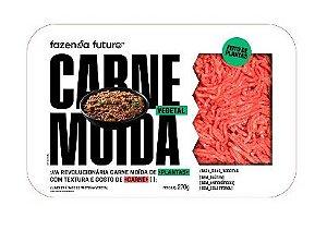 Carne Moída Vegetal 270g - Fazenda Futuro