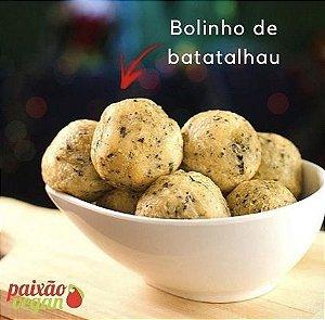 Bolinho de Batatalhau 500g - Paixão Vegan