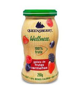 Geléia Linha Wellness 250g - Queensberry