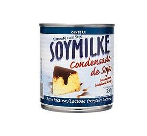Condensado de Soja Soymilke 330g - Olvebra