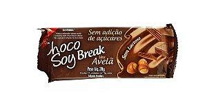 Choco Soy Break 38g - Olvebra