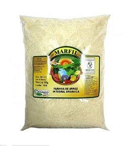 Farinhas Orgânicas - Marfil