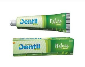 Creme Dental Vegano - Dentil