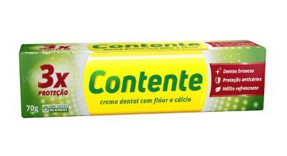 Creme Dental 70g - Contente
