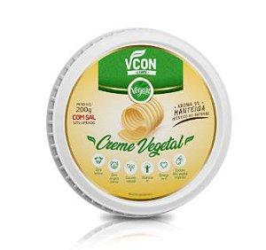 Creme Vegetal c/ Sal 200g - Vcon