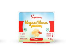 Queijo Vegano Prato - Superbom