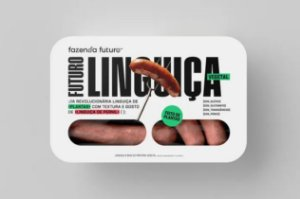 Linguiça Vegetal 250g - Fazenda Futuro