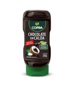 Chocolate em Calda 260g - Copra