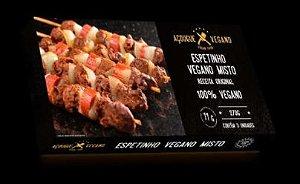 Espetinho Vegano 270g - Açougue Vegano