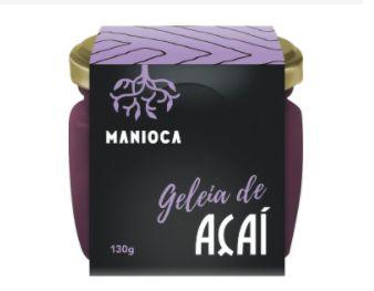 Doces e Geléias 130g - Manioca