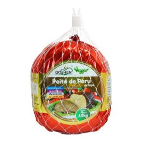 Peito de Peru de Soja 1,5Kg- Goshen