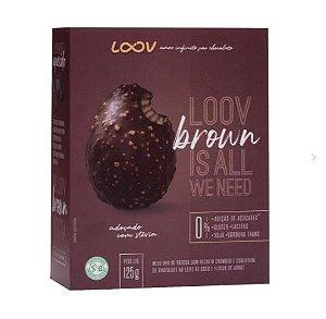Meio Ovo de Páscoa Loov 125g - Chocolife