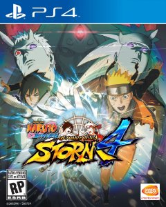 NARUTO SHIPPUDEN - ULTIMATE NINJA STORM 4 SONY PS4