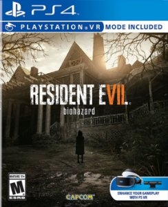 RESIDENT EVIL 7 SONY PS4