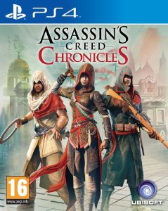 ASSASSINS CREED - CHRONICLES PS4