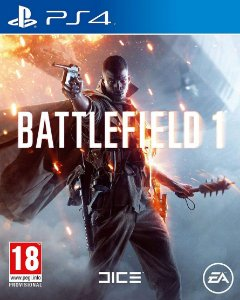 BATTLEFIELD 1 SONY PS4