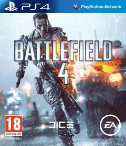 BATTLEFIELD 4 SONY PS4