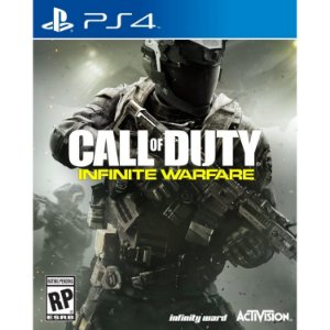 CALL OF DUTY - INFINITE WARFARE SONY PS4
