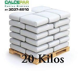 Areia Média Construção Sacos 20 kg