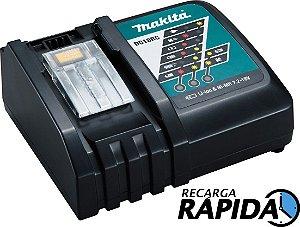 Carregador de Bateria Makita DC18RC Bivolt