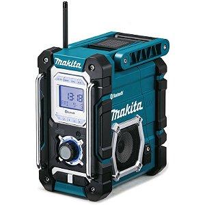 Rádio à Bateria Makita DMR106 - Bluetooth