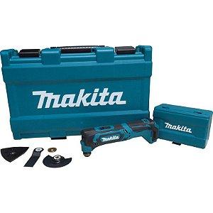 Multiferramenta à Bateria Makita TM30DZKX1